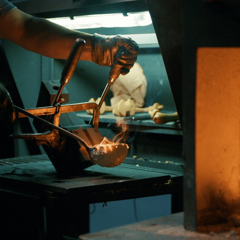 Fonderie Foundry Made In France