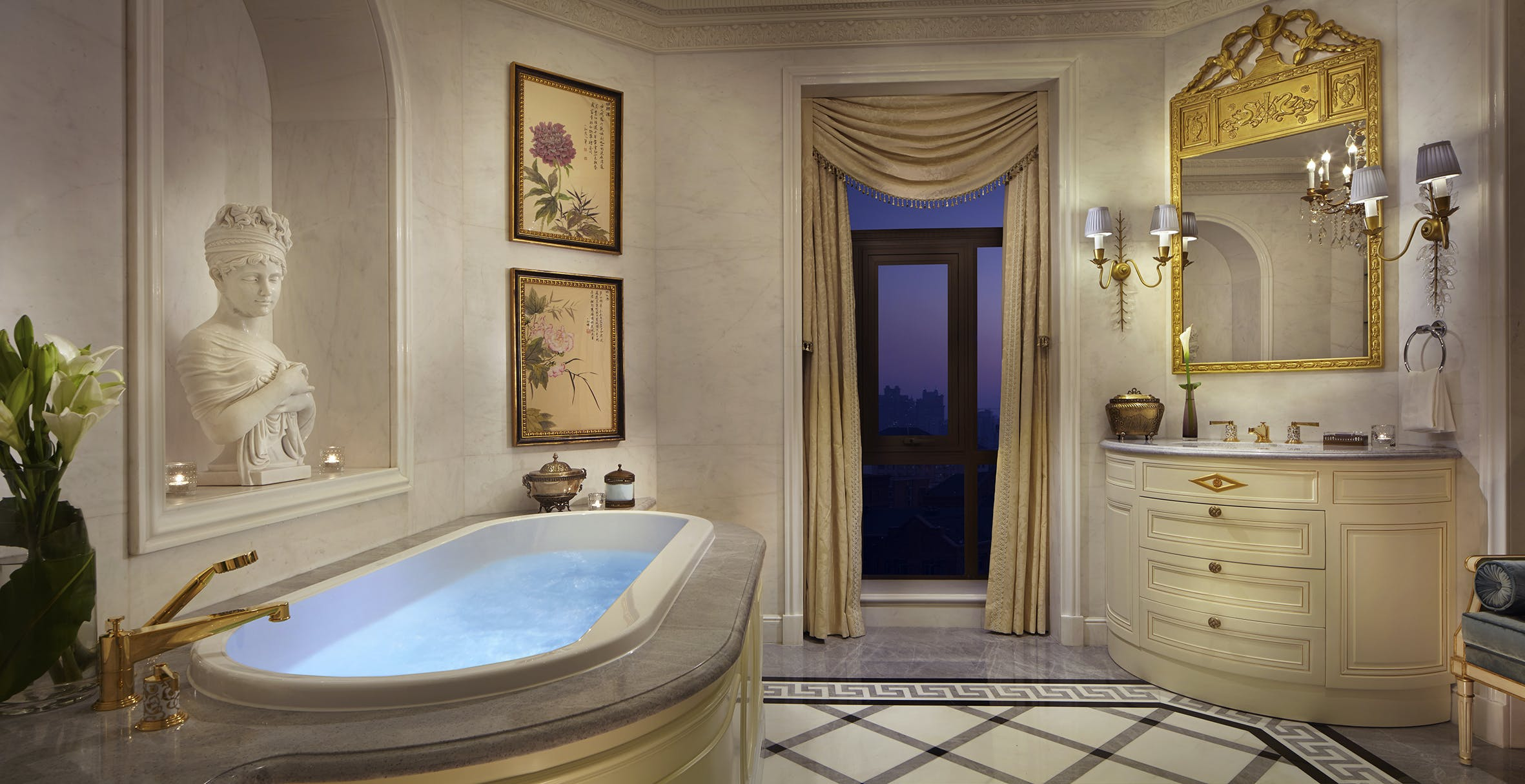 Refh Ritz Carlton Tianjin Suite