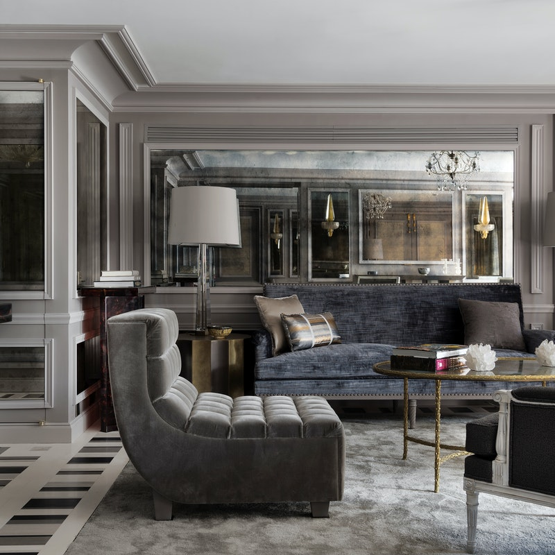 Rwcri Crillon Hotel Suite Bernstein 605 Living Room2