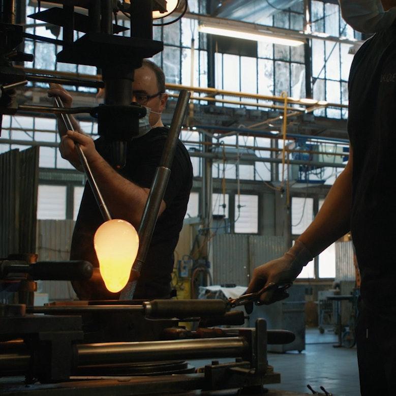Fabrication Lalique